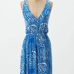 { the Addison story } royal blue maxi dress